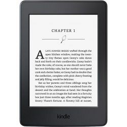 Amazon Kindle Paperwhite 3 recenzia