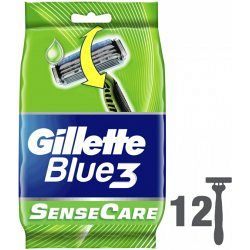 Gillette Blue 3 12 ks