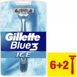 GILLETTE BLUE3 8 KS