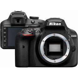 Nikon D3400 recenzia