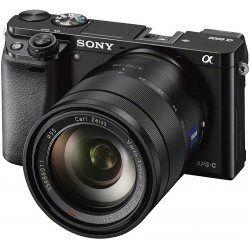 Sony Alpha A6000 recenzia
