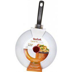 Tefal Ceramic control Induction C9081952, 28cm biela